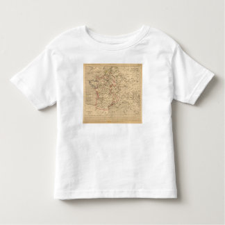 La France 1422 a 1461 Toddler T-shirt