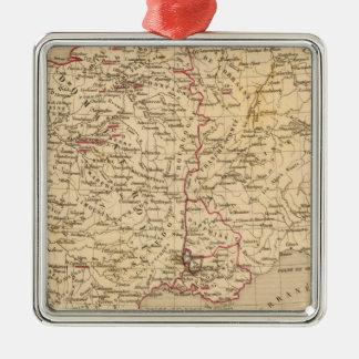 La France 1461 a 1483 Metal Ornament
