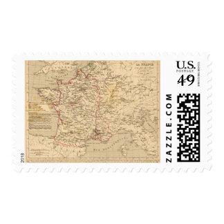 La France 1461 a 1483 Postage Stamp