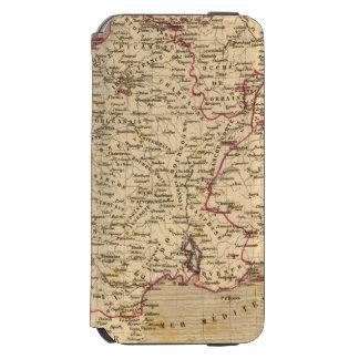 La France 1643 a 1715 iPhone 6/6s Wallet Case