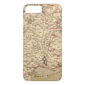 La France 1643 a 1715 iPhone 8 Plus/7 Plus Case
