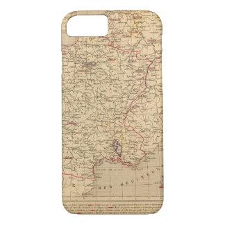 La France 1715 a 1774 iPhone 7 Case