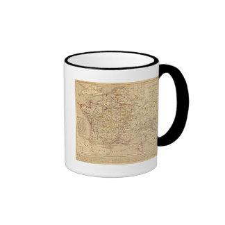 La France 1774 a 1793 Ringer Coffee Mug