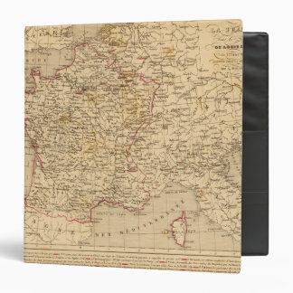 La France 1774 a 1793 Vinyl Binder