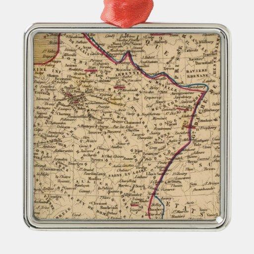 La France 1814 a 1840 Metal Ornament