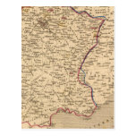 La France 1814 a 1840 Postcard