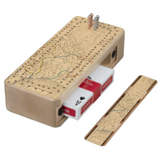 La France 843 a 987 Cribbage Board