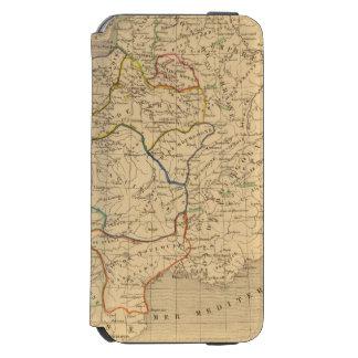 La France 843 a 987 iPhone 6/6s Wallet Case