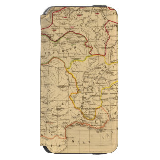 La France apres l'invasion des Barbares iPhone 6/6s Wallet Case