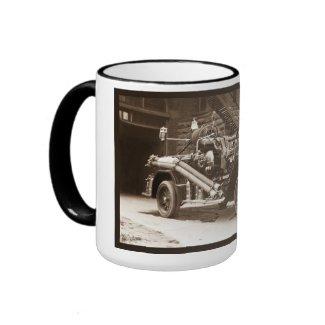 La France Fire Truck 1924 mug
