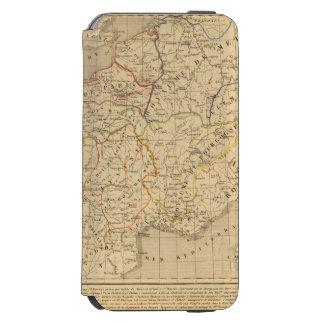 La France sous les enfans de Clovis iPhone 6/6s Wallet Case