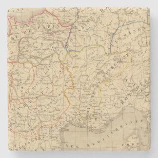 La France sous les enfans de Clovis Stone Coaster