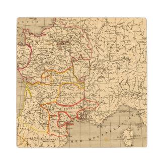 La Francia 1223 un 1270