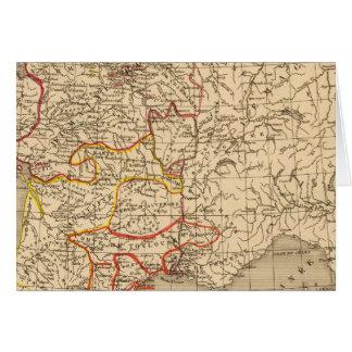 La Francia 1223 un 1270 Felicitacion