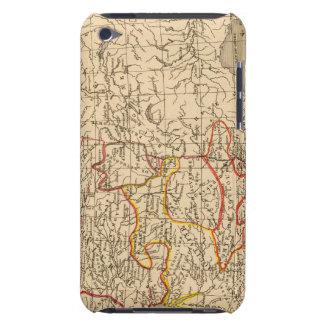 La Francia 1223 un 1270 iPod Touch Case-Mate Cárcasas