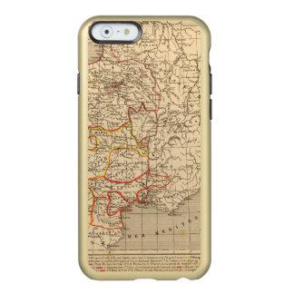 La Francia 1223 un 1270 Funda Para iPhone 6 Plus Incipio Feather Shine