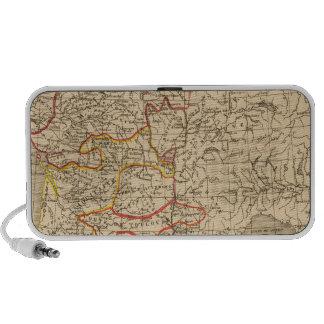 La Francia 1223 un 1270 Laptop Altavoz