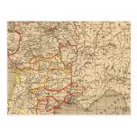 La Francia 1223 un 1270 Postales