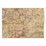 La Francia 1223 un 1270 Tarjeta De Felicitación