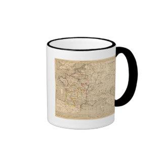 La Francia 1270 un 1328 Tazas De Café