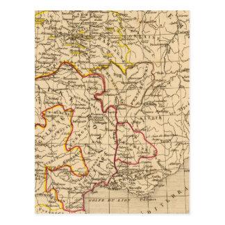 La Francia 1380 un 1422 Postal