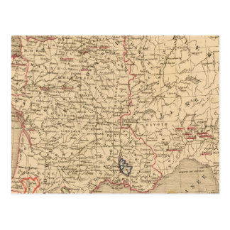 La Francia 1483 un 1547 Postal
