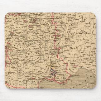 La Francia 1589 un 1643 Alfombrillas De Ratón