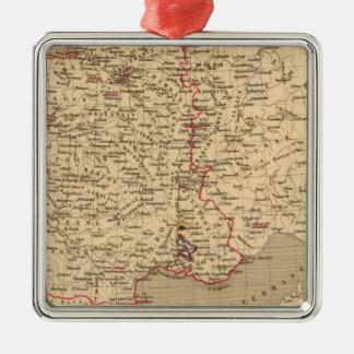 La Francia 1589 un 1643 Ornamentos De Navidad