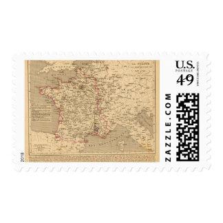 La Francia 1589 un 1643 Sello