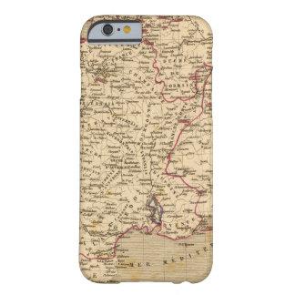 La Francia 1643 un 1715 Funda Barely There iPhone 6