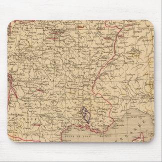 La Francia 1715 un 1774 Alfombrillas De Ratones