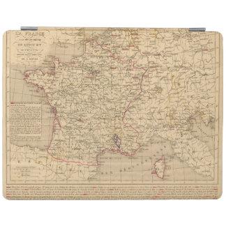 La Francia 1715 un 1774 Cubierta De iPad