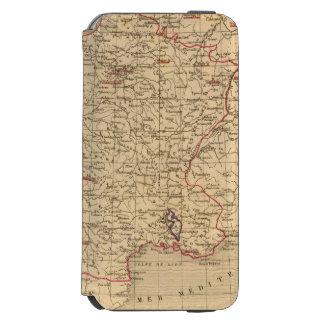 La Francia 1715 un 1774 Funda Billetera Para iPhone 6 Watson