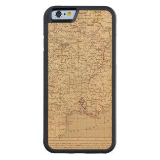 La Francia 1715 un 1774 Funda De iPhone 6 Bumper Arce