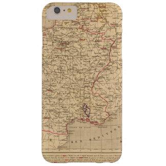 La Francia 1715 un 1774 Funda De iPhone 6 Plus Barely There