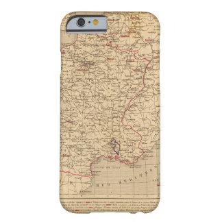 La Francia 1715 un 1774 Funda Para iPhone 6 Barely There
