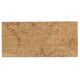La Francia 1715 un 1774 Memoria USB 2.0 De Madera