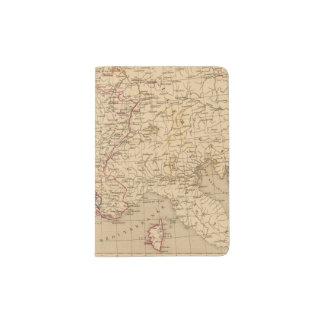 La Francia 1715 un 1774 Porta Pasaporte