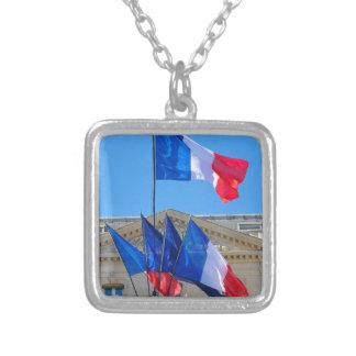 La Francia de Viva Colgante Cuadrado