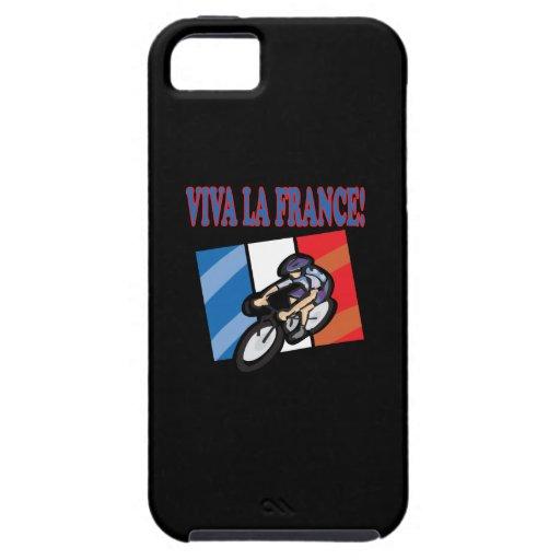 La Francia de Viva iPhone 5 Case-Mate Cárcasas