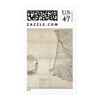La Francia del de la carta TAN Sellos Postales