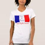 La Francia - Liberté, Égalité, Fraternité de Vive Camiseta