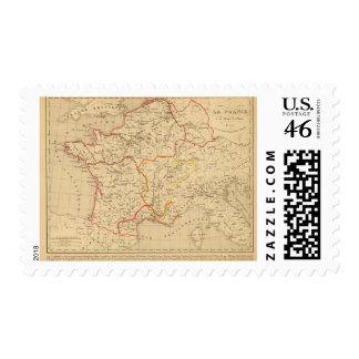 La Francia un mort de Clovis en 510 del la