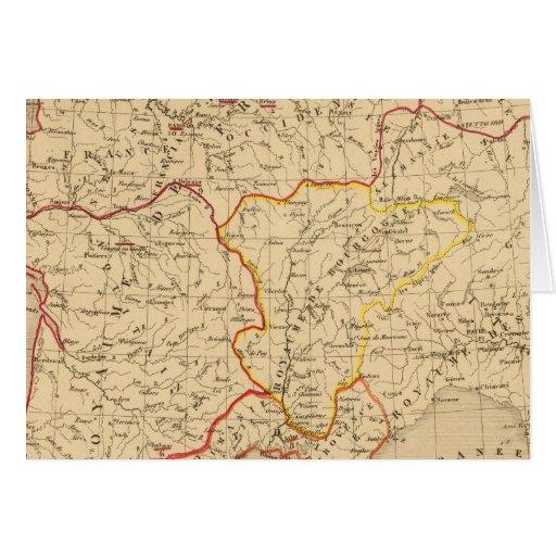 La Francia un mort de Clovis en 510 del la Tarjetón
