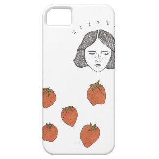 La fresa soña el caso del iPhone 5/5s iPhone 5 Fundas