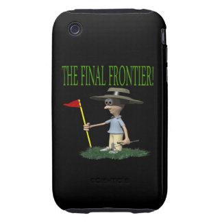 La frontera final iPhone 3 tough cobertura