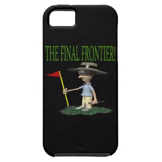 La frontera final iPhone 5 Case-Mate coberturas
