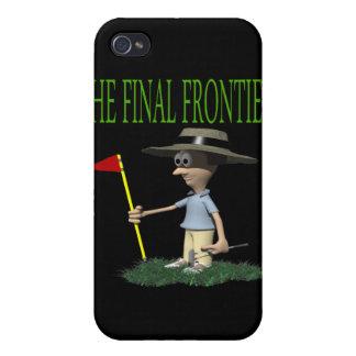 La frontera final iPhone 4 cobertura