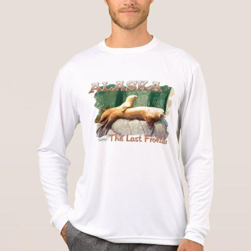 La frontera pasada camiseta