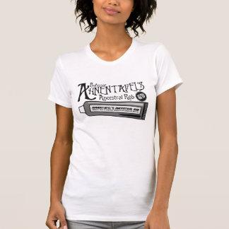 La frotación ancestral de Ahnentafel Camisetas